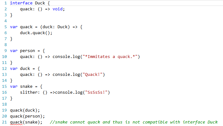 An introduction to TypeScript 1 0 - Matej Drolc
